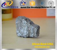 leading company metallic silicon si metal 441 powder or lump