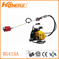41.5cc GS,CE approved 2-stroke1e40f-5 gasoline field golf grass cutting machines