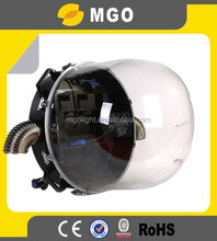 moving light led DMX 512 waterproof plastic dome