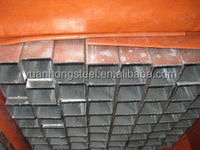 pre galvanized steel pipe, Zinc Galvanized square Steel Pipe