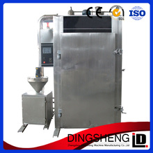 Factory Price Automatic Double Chamber Smoked Fish Vacuum Packing Machine