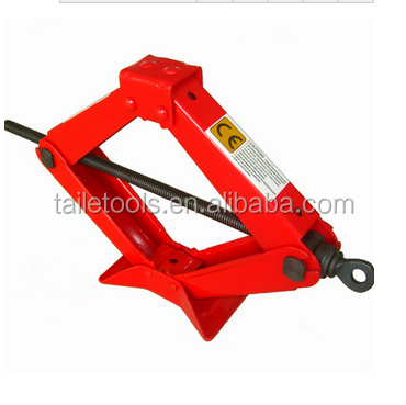 1T Portable Quick Lift Mini Scissor Jack