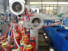 PP/PET diamond braided rope Making Machine Production line for sale