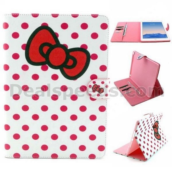 Wallet Style Magnetic Flip Stand TPU+ PU Leather Case for iPad Mini 1/2/3