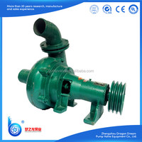 High volume low pressure gasoline engine water pumps