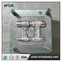 Aluminum stamping Pipe fitting joint mould