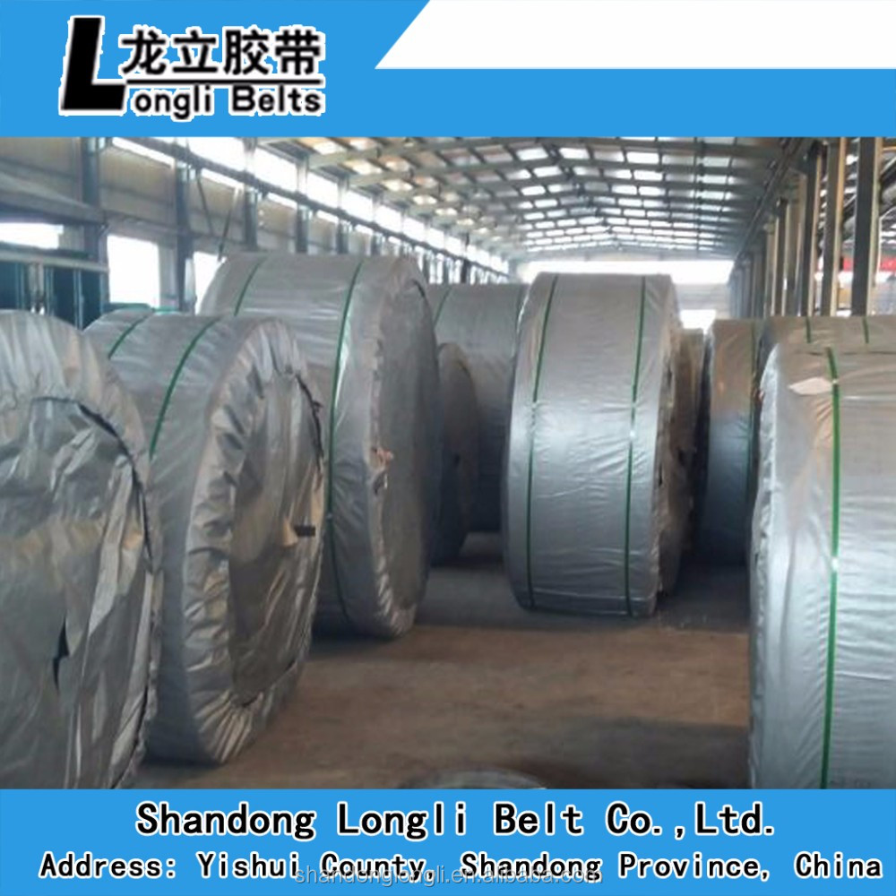 Heavy Duty Cold Resistant Conveyor Belt Making