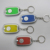plastic promotion torch flashlight led keychain light for promotion