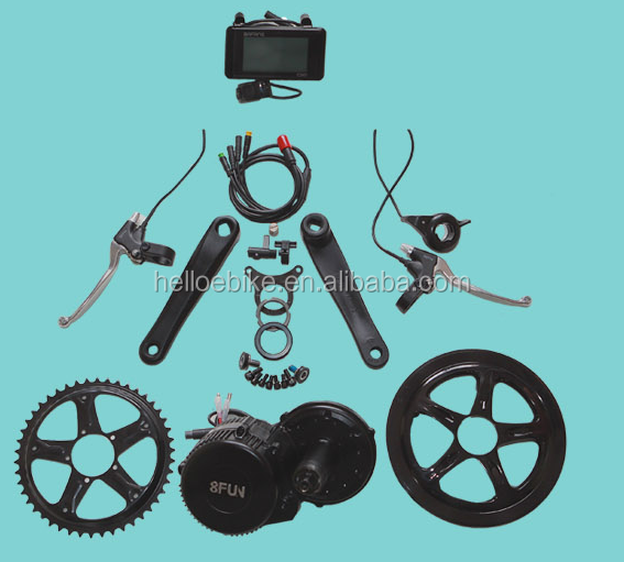 MMG31 Bafang 36v 250w bbs01 electric bike kit