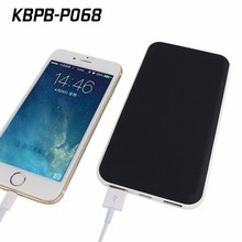 wholesales slim rohs mobile power bank type c charger