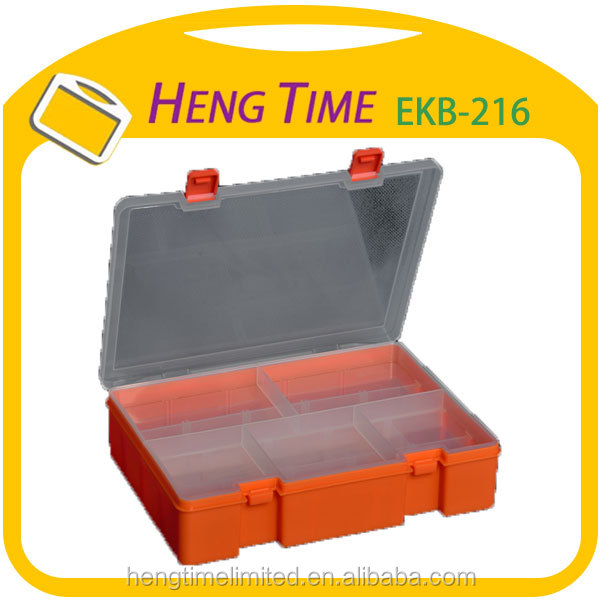 Wholesale Electronic Components Plastic Storage Case