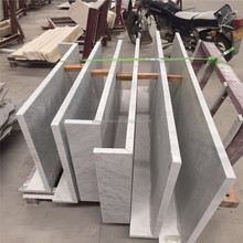 Carrara white marble bar tops with 2 inch tip laminated