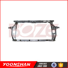 Auto parts front panel tank frame for HYUNDAI I20 2013/64101-1J500
