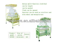 Quality new design automatic swing baby bed (WJ276505)