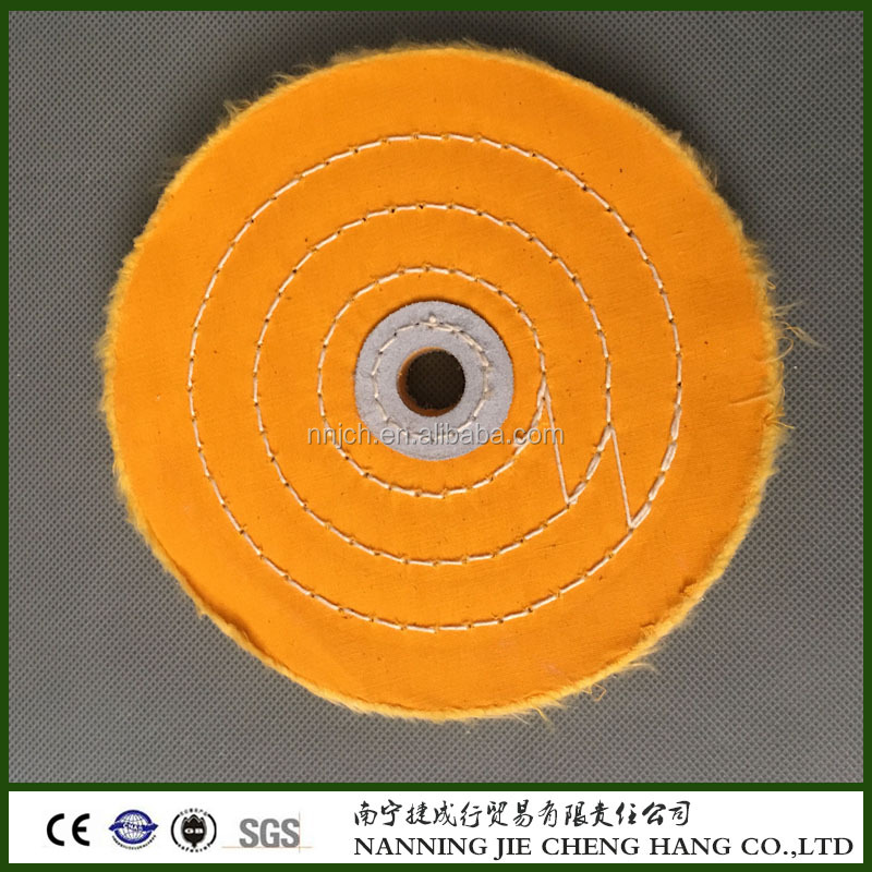 Yellow Cotton Buffs Jewelry Buffs Buffing Wheel Polishing Wheels