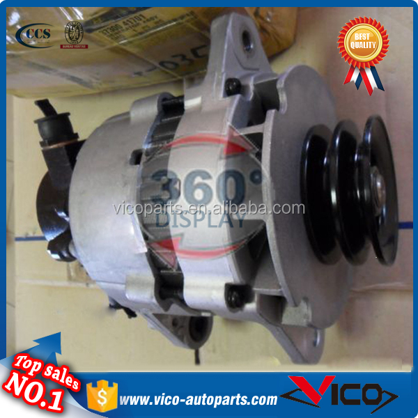 Auto Alternator For Hyundai HD65,HD72,HD78 Engine,OK80018300,3730041700,3730041701,AD250453