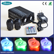 DC 12V 32W RGBW LED light engine with multiple color changing effect