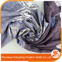 Jacquard textile printing fabric material for home textile