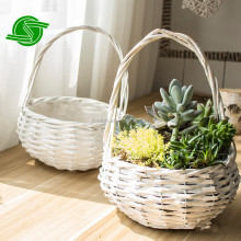large wicker gift baskets with handle empty wholesaler small wicker basket willow gourmet basket