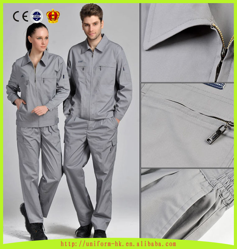 Professional Safety Workwear Uniform For Cleaning