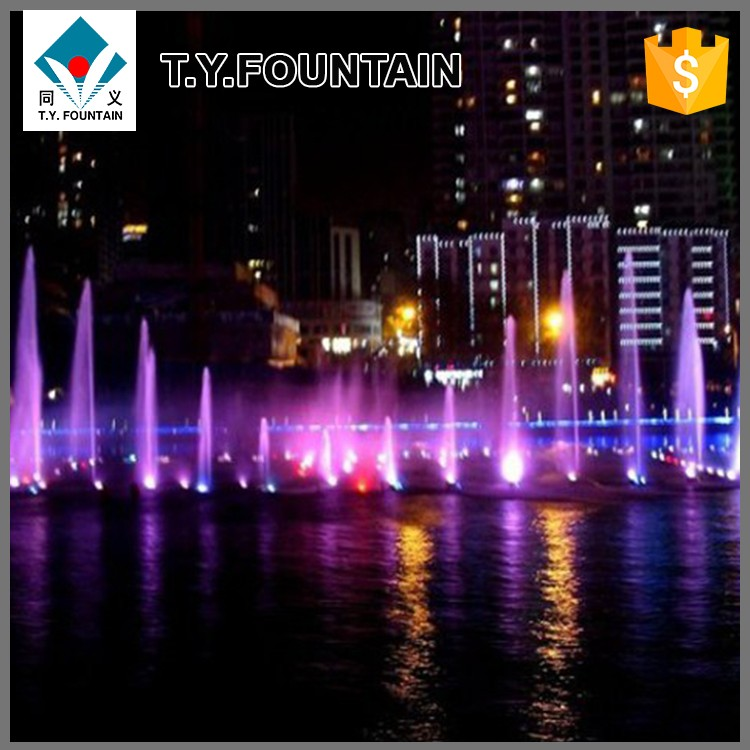 Swing Spray Nozzle Suitable for Lake Floating Fountain LED