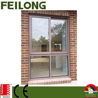 Aluminium Sliding Window Gained AS2047 Certified in AU & NZ With High Quality