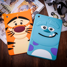 New Design Rubber Silicone Tablet Covers Cases for Ipad Protector