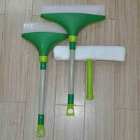wholesale leading manufacturer Strong practicability microfiber window squeegee washer