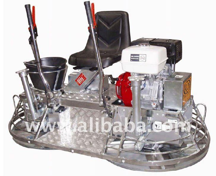 MBW MK8-75 Ride on Power Trowel