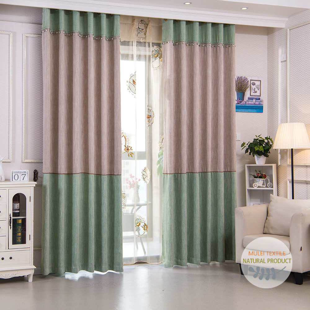 Beau Elegant Solid Heavy Blackout Bedroom Curtains And Drapes, View Elegant  Curtains, MULEI Product Details From Shaoxing City Keqiao Mu Lei Textile  Co., ...