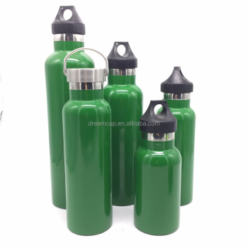 Wholesale eco-friendly double wall stainless steel bamboo insulated vacuum flasks with logo