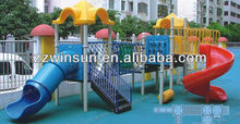 New design outside playground with CE approval
