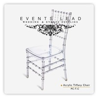 Modern Plastic Chair for Wedding