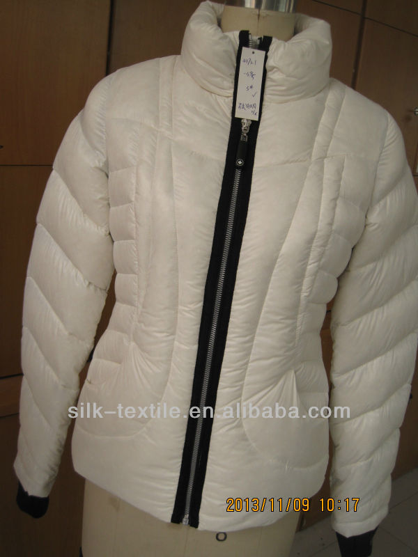 Winter Ladies' down coat