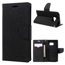 Leather Cell Phone Cover Fancy Case For Galaxy Trend/S Duos 2 S7562