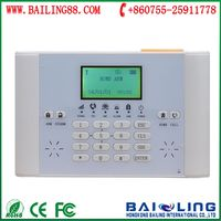 high quality gsm alarm system for Medical/panic alarm / Intrusion/burglar alarm system --bl6000g