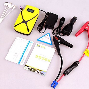 2019 new product 24v 36000mah  jump starter for truck/car/bus/water craft