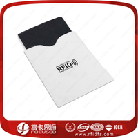 Customized Information Protector RFID Blocking Card