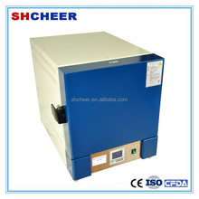 High temperature electric sintering muffle furnace of 1700 degree for queching preheating
