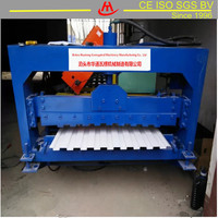 HT Tile Roof Steel Rolling Machine