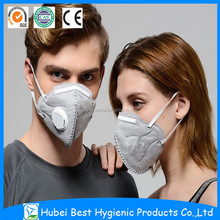 BST professional protective new design respirator ffp3 mask