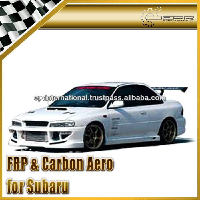 For Subaru Impreza 95-97 GC8 CW1 Style Full Body Kit