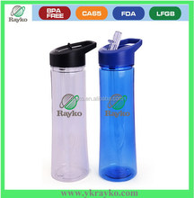 Outdoor water bottle distributor portable alkaline water filter bottle with ice cube
