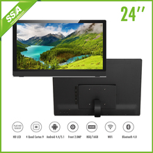 Smart home system background music pad tablet player
