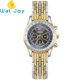 WJ-7503 Cheap Trendy Simple With Chinese style High-cost-effective Hand-watch for Young people Casual Charm Alloy Watch