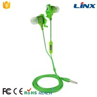 Cheap colorful animal earphones for mobile phone