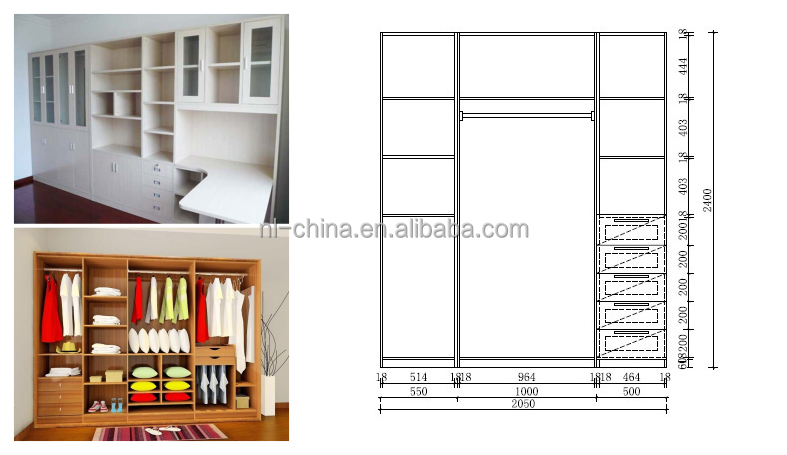Variety Of Models Wardrobe Dressing Table Designs Modern