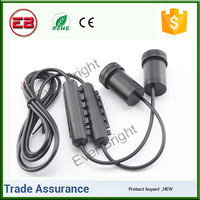 High power 4th generation 7W CRE-E led light car door logo projector