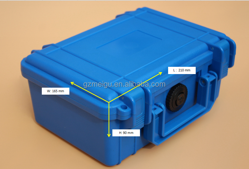 Hard Plastic clad tool carrying storage cases_215001942
