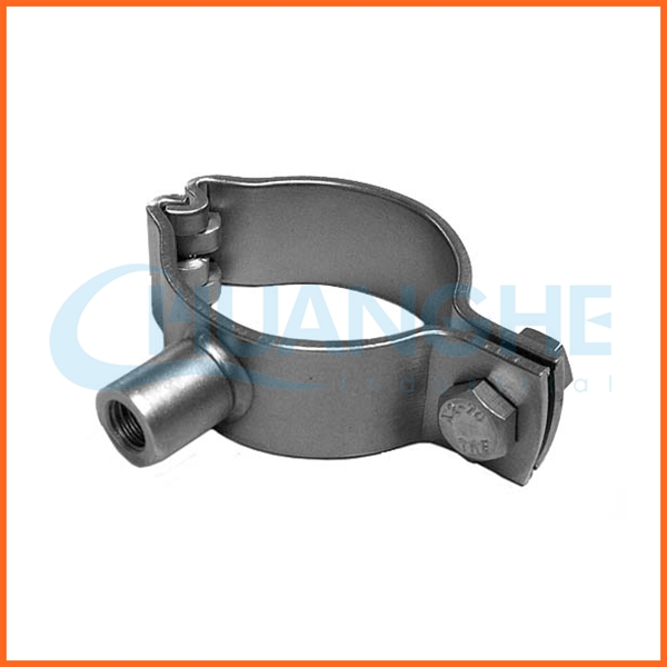 Wholesale all types of clamps pipe clamp for greenhouse